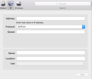 IP-imprimanta-instalare-imprimanta-mac
