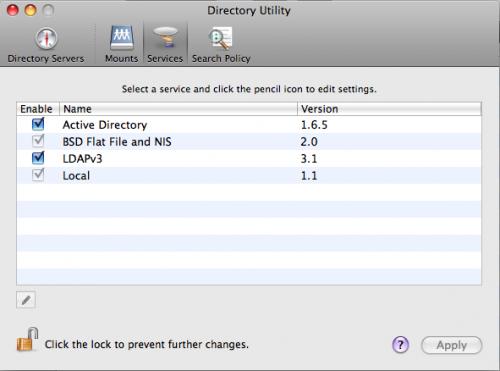 directoy-utility