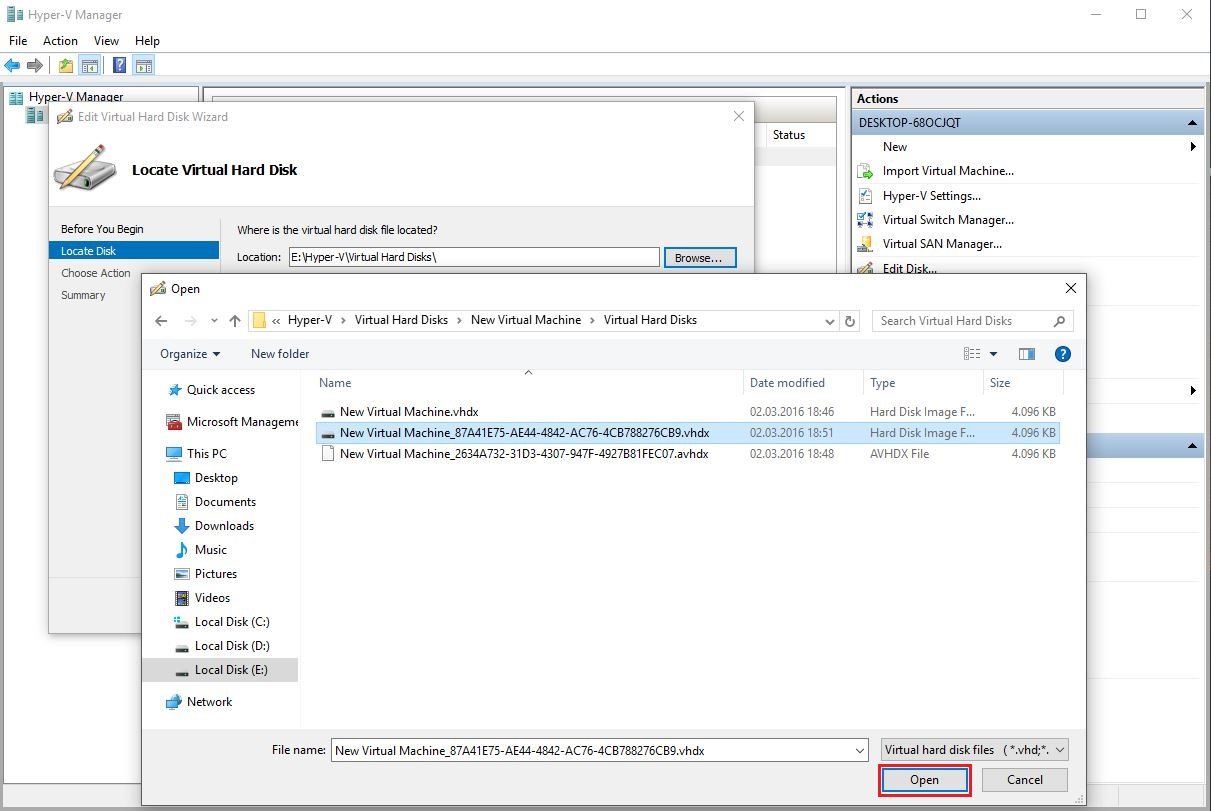 edit disk 3