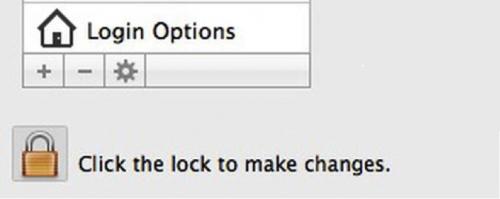 logare admin mac