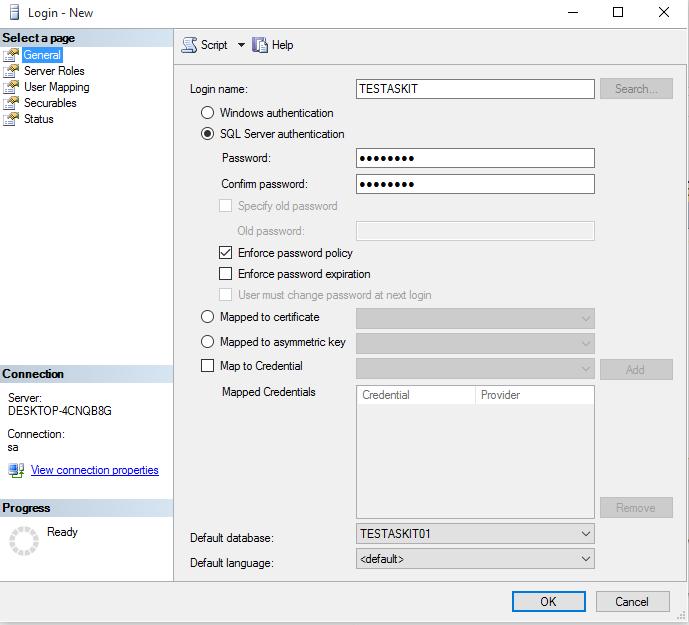 4_Creare_utilizator_de_logare_in_SQL_Server