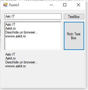 7_Programare_alicatii_CSharp_Modificare_text_lable