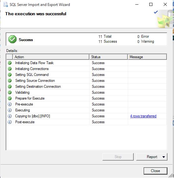 7_SQL_Server_Creare_tabela_din_text