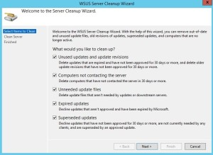 Server-cleanup-wizard