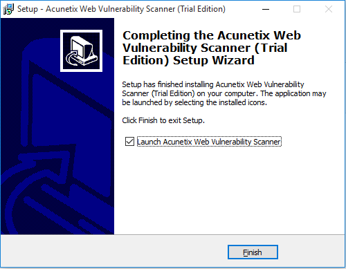 instalare pas cu pas acunetix i agree calea certificat install root certificate finish