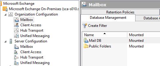 organization-mailbox-database-management