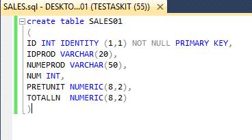 1_Creare_Store_Procedure_pentru_un_raport_de_vanzari