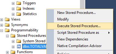6_Creare_Store_Procedure_pentru_un_raport_de_vanzari
