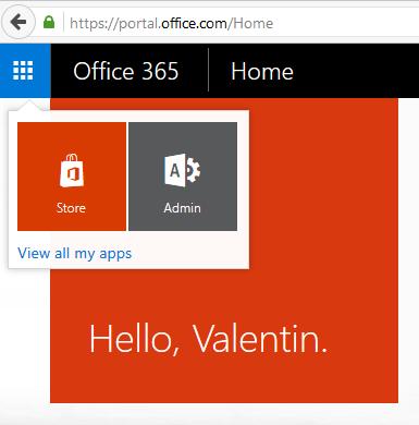 cum sa exporti lista cu adresele de email in office 365