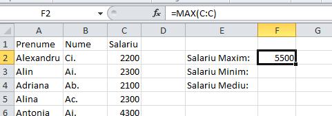 2_Functile_de_Excel_pentru_maxim_minim_medie_al_unor_date_numerice