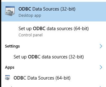 1_Conectare_la_baza_de_date_prin_ODBC