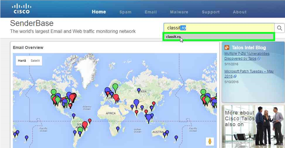 search-domain