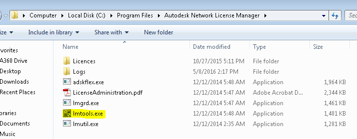 1_Configurare_Server_Licenta_Autocad_2016