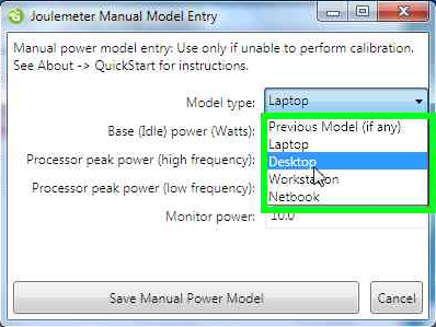 select-model