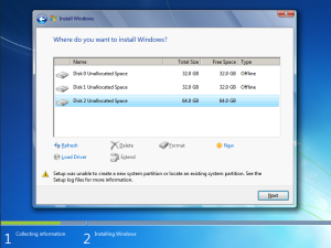 Setup-was-unable-to-create-a-new-system-partition