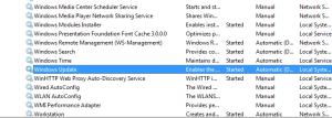 serices-windows-update