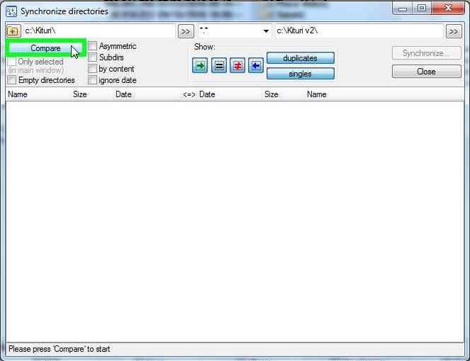 compare-folders