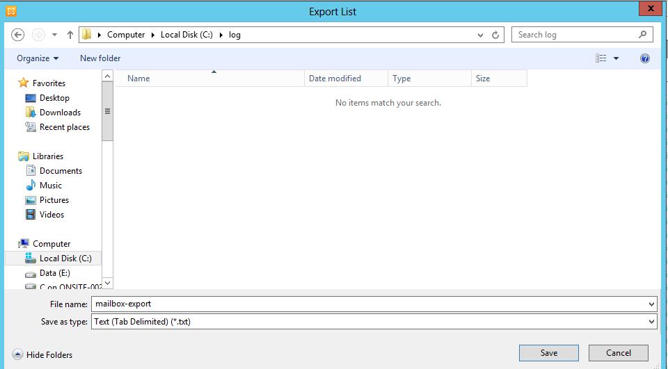 export-mailbox-save
