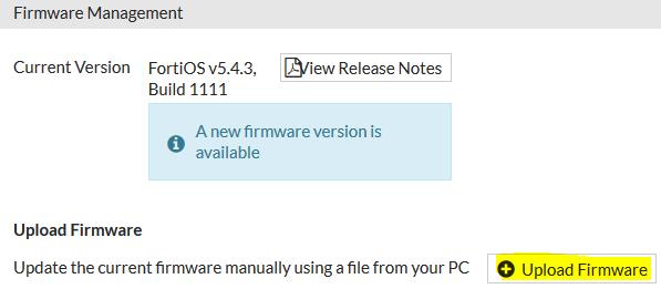 Firmware upgrade Fortigate 50E – Askit | Solutii si rezolvari pentru