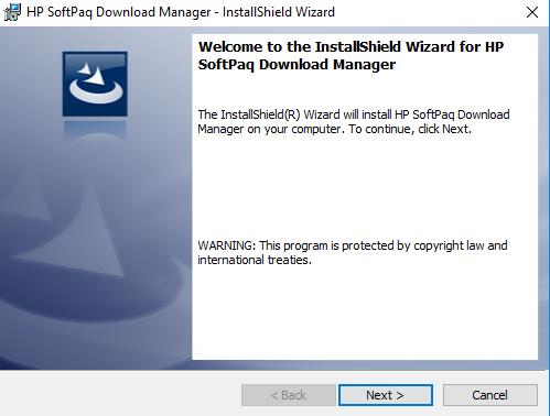 Cum se instaleaza driverele HP prin intermediul HP Driver Softpack