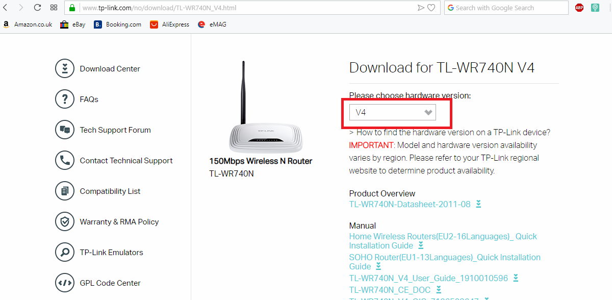 Firmware upgrade TP-Link WR740N – Askit | Solutii si